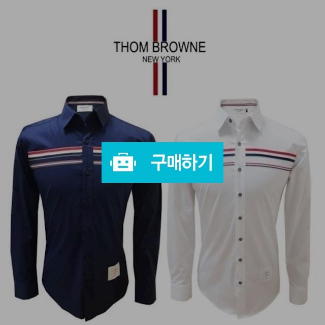 톰브라운 가슴 삼선포인트 스판 셔츠   (29) / 스타일멀티샵 / 디비디비 / 구매하기 / 특가할인