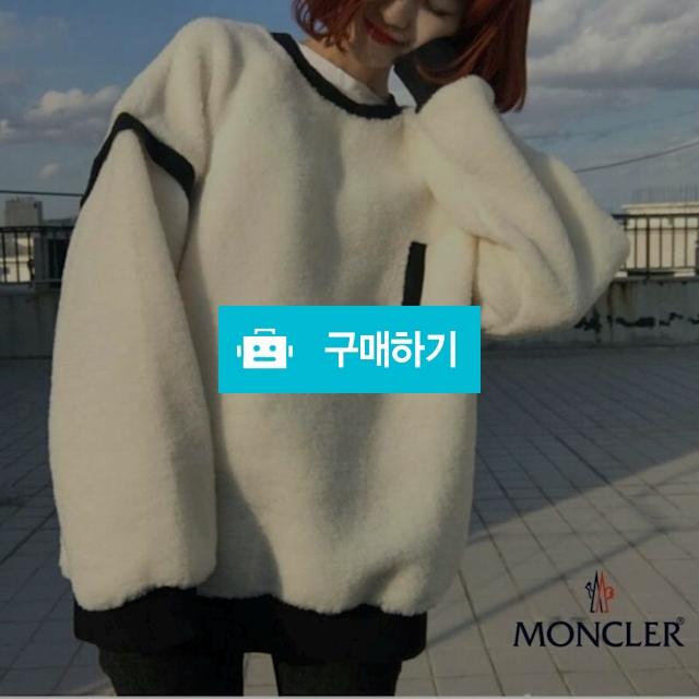 [MONCLER] 몽클레어 비엘맨투맨  / 럭소님의 스토어 / 디비디비 / 구매하기 / 특가할인