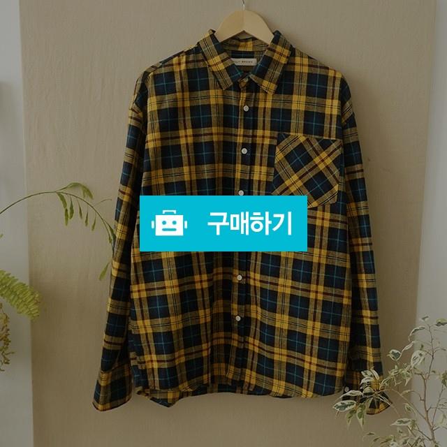 봄 데일리 남자 클로이체크남방 면셔츠 / wook님의 스토어 / 디비디비 / 구매하기 / 특가할인