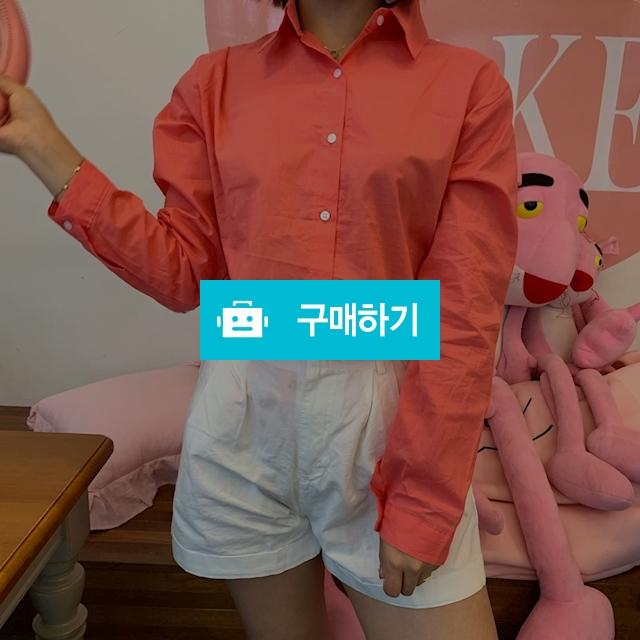 기본핏 코튼 베이직 여자 셔츠 / 숨띵 / 디비디비 / 구매하기 / 특가할인