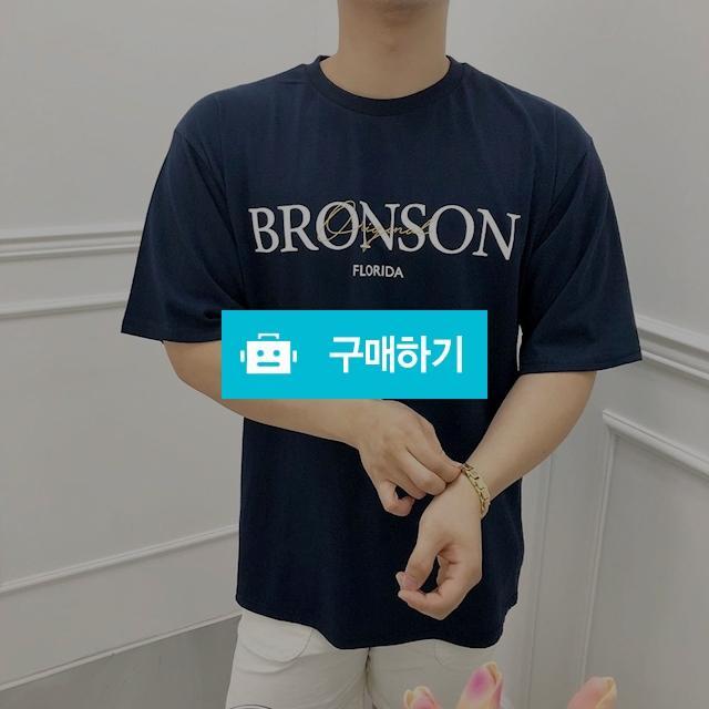 남자 오버핏 브론슨 플로리다 레터링 라운드넥 반팔 티셔츠 2color / myunyroom 스토어 / 디비디비 / 구매하기 / 특가할인
