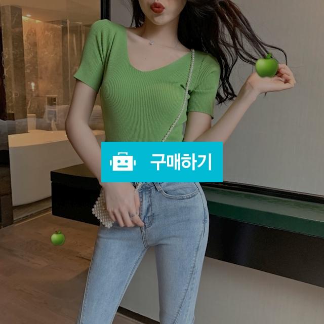 골지 티셔츠 / 여성쇼핑몰 이즈굿 / 디비디비 / 구매하기 / 특가할인
