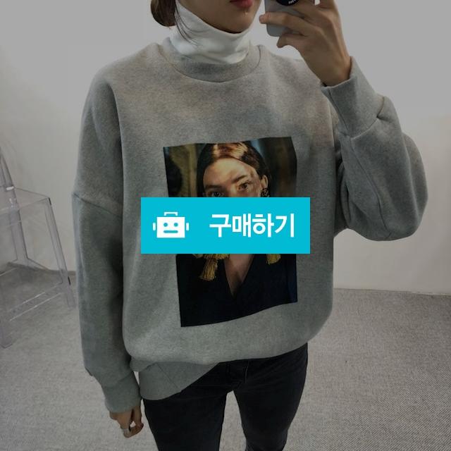 루즈핏 폴라 레이어드 맨투맨 / 김체리님의 스토어 / 디비디비 / 구매하기 / 특가할인
