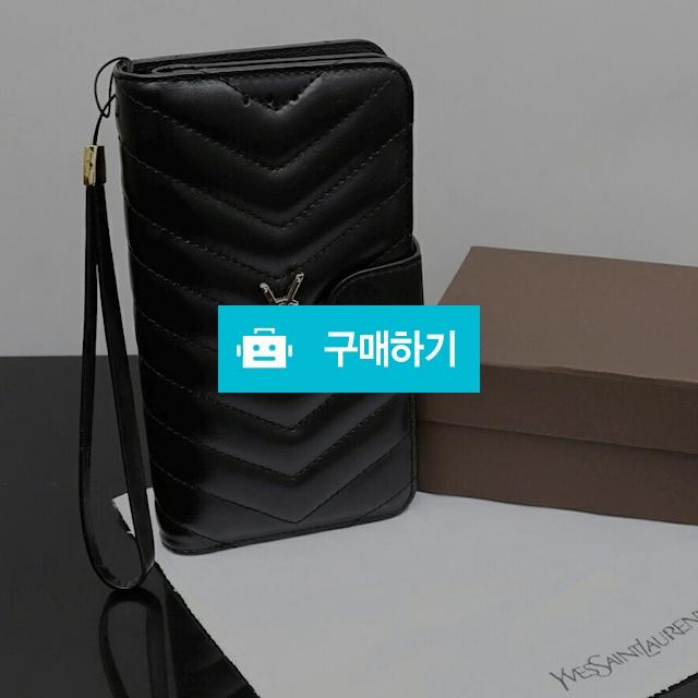 입생로랑 3단 핸드폰 멀티케이스  / 럭소님의 스토어 / 디비디비 / 구매하기 / 특가할인