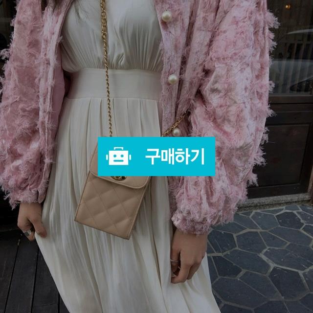 금장 버튼 스퀘어 퀄팅 체인백 / 김체리님의 스토어 / 디비디비 / 구매하기 / 특가할인