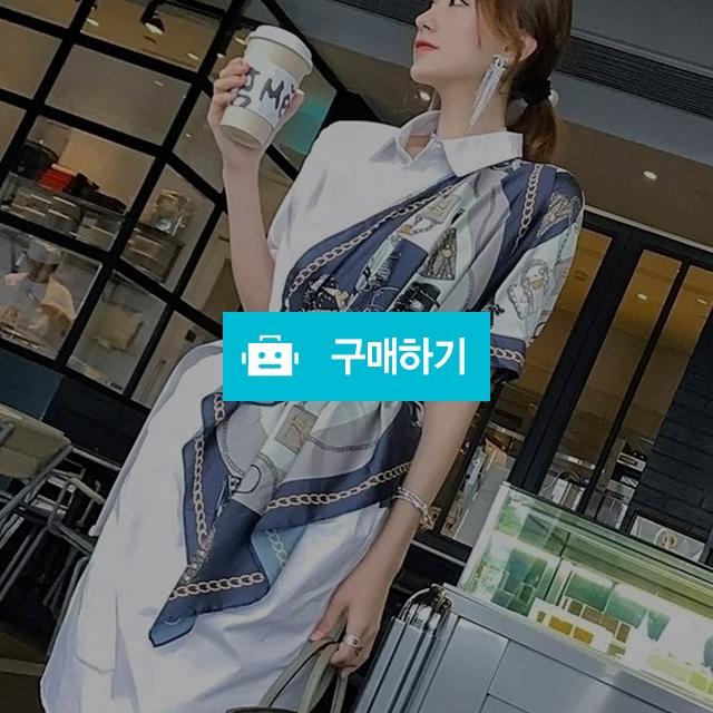 스카프 셔츠 카라 원피스 / 장위동홍당무님의 스토어 / 디비디비 / 구매하기 / 특가할인