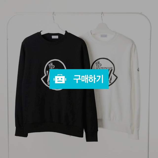 몽클레어×오프화이트 오뚜기 맨투맨 (57) / 스타일멀티샵 / 디비디비 / 구매하기 / 특가할인
