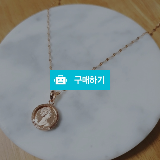 14k 엘리자베스 O 펜던트 12mm / 엘앤제이쥬얼리님의 스토어 / 디비디비 / 구매하기 / 특가할인