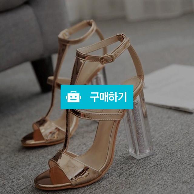 골드 펄 유리굽 샌들 / 장위동홍당무님의 스토어 / 디비디비 / 구매하기 / 특가할인