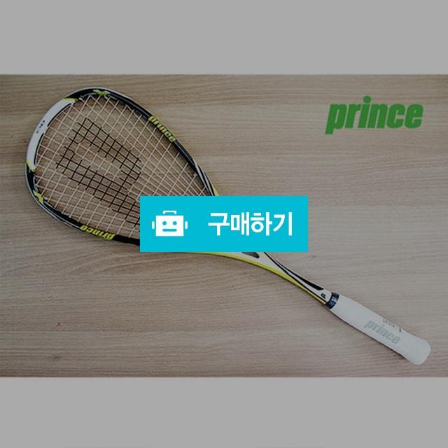 프린스 프로 레벨 950 스쿼시라켓 해외구매 커버미포함 / 미르글로벌님의 스토어 / 디비디비 / 구매하기 / 특가할인