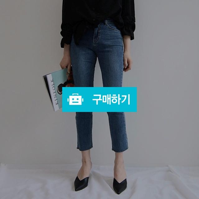 데일리 일자핏 슬림 청바지 / 오브더나인님의 스토어 / 디비디비 / 구매하기 / 특가할인