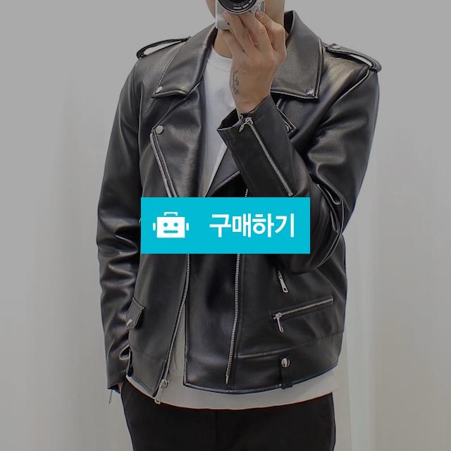 누빔 안감 클래식 라이더 자켓 / 옷피셜스토어 / 디비디비 / 구매하기 / 특가할인