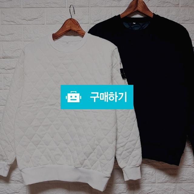 스톤아일랜드 누빔 맨투맨  / 럭소님의 스토어 / 디비디비 / 구매하기 / 특가할인