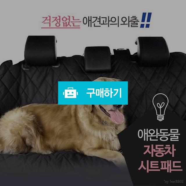 애완동물 자동차시트패드 애견패드 차량용애견시트패드 강아지시트 / 댕유마켓님의 스토어 / 디비디비 / 구매하기 / 특가할인