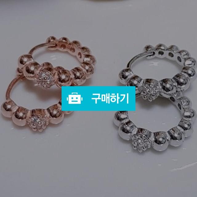 925실버 미니엠보싱 귀걸이  / 러빙유 / 디비디비 / 구매하기 / 특가할인