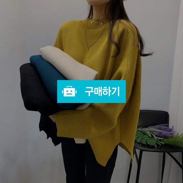 (무배) 루즈핏 라운드 니트 / 제이루루님의 스토어 / 디비디비 / 구매하기 / 특가할인