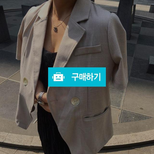 소매 포인트 벌룬 자켓 / 듀샵님의 스토어 / 디비디비 / 구매하기 / 특가할인