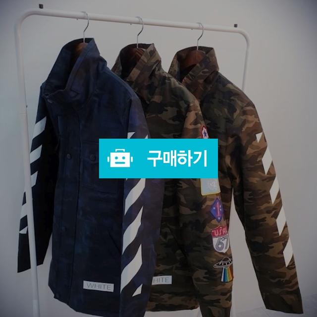 오프화이트 누빔 야상, 패치 야상 / 럭소님의 스토어 / 디비디비 / 구매하기 / 특가할인