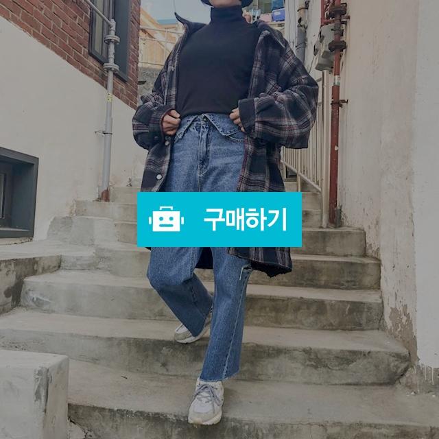 보이핏 커팅 와이드 데님 팬츠 / 벽화마을 아희님의 스토어 / 디비디비 / 구매하기 / 특가할인