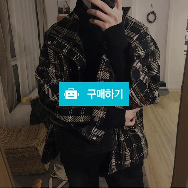 코듀로이 봄 카라 울 체크 재켓 / hcu9614님의 스토어 / 디비디비 / 구매하기 / 특가할인