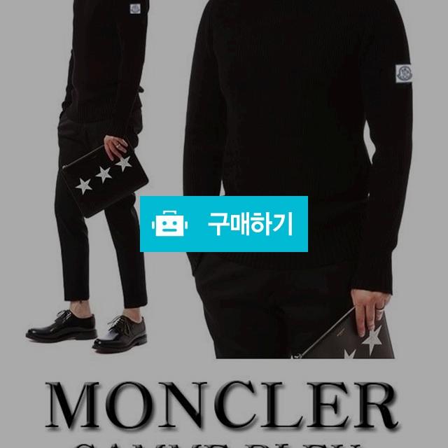 MONCLER 몽클레어 19 SS 시즌 최신상 몽클레어 감마블루 터틀넥 / 럭소님의 스토어 / 디비디비 / 구매하기 / 특가할인