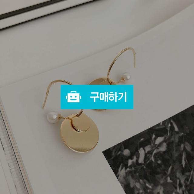 슈튼 진주 투링귀걸이 / 에그시티 / 디비디비 / 구매하기 / 특가할인