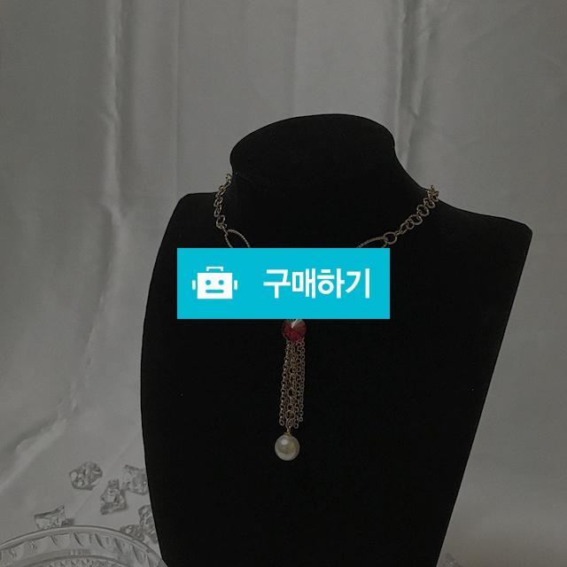🧚🏻♀️루비 루비 초커 / LinPrincess님의 스토어 / 디비디비 / 구매하기 / 특가할인