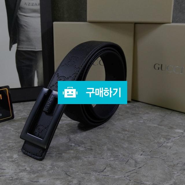 구찌 블랙무광 버클리 belt no.34  / 럭소님의 스토어 / 디비디비 / 구매하기 / 특가할인