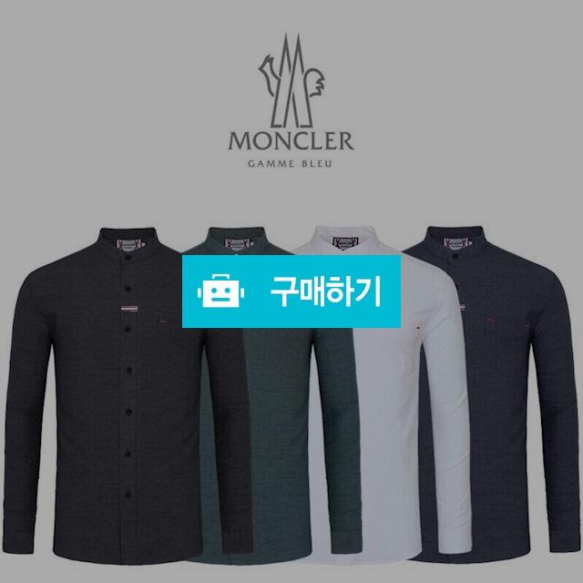 몽클레어 감마블루 플레인 차이나셔츠  (29) / 스타일멀티샵 / 디비디비 / 구매하기 / 특가할인