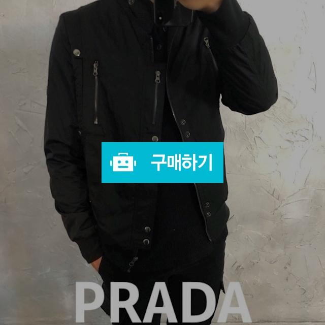 프라다 쓰리지퍼 포인트 자켓바막 (57) / 스타일멀티샵 / 디비디비 / 구매하기 / 특가할인