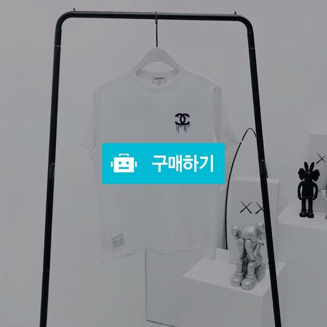 샤넬 반팔T(2컬러) / JUN패션스토리 / 디비디비 / 구매하기 / 특가할인