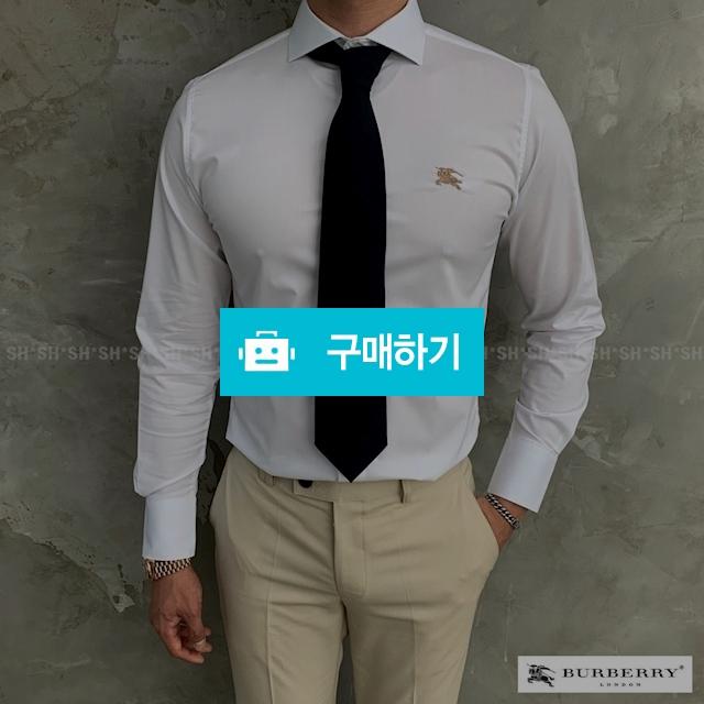 버버리와이드카라셔츠 / 비밀옷방님의 스토어 / 디비디비 / 구매하기 / 특가할인