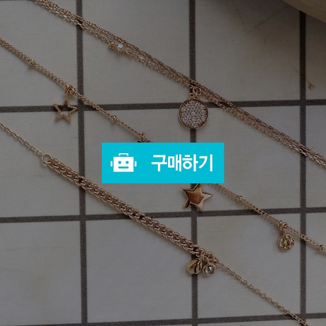 14kgp 로즈골드 체인 발찌 / 손수메이크 / 디비디비 / 구매하기 / 특가할인