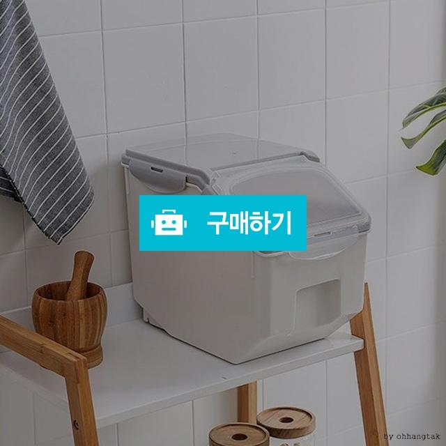 주방쌀통 미니 인테리어소품 모던 쌀통  / 댕유마켓님의 스토어 / 디비디비 / 구매하기 / 특가할인