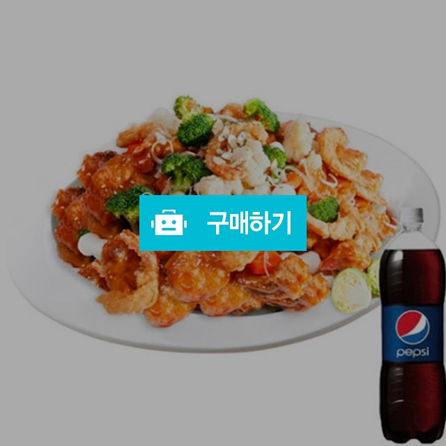 [즉시발송] 컬투치킨 칠리새우탕수 치킨 + 콜라1.25L 기프티콘 기프티쇼 / 올콘 / 디비디비 / 구매하기 / 특가할인