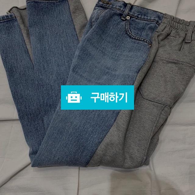 알렉산더왕 18S/S 해비쭈리 믹스 데님 / 럭소님의 스토어 / 디비디비 / 구매하기 / 특가할인