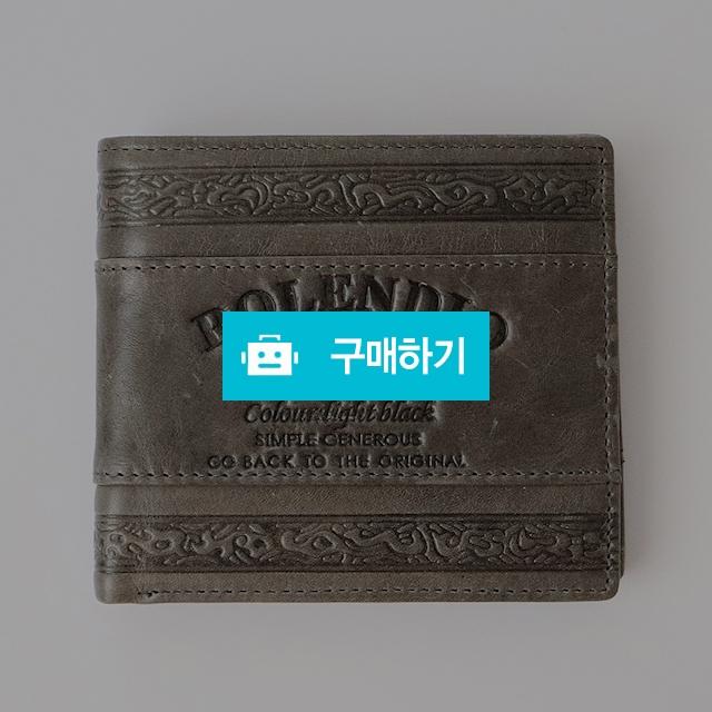 그레이 각인 남성 반지갑 / 무무에이티님의 스토어 / 디비디비 / 구매하기 / 특가할인