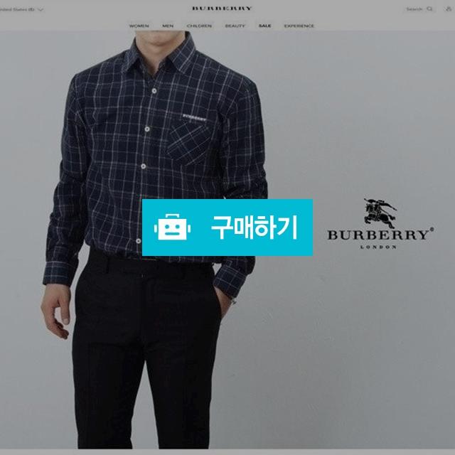 버버리 시그니쳐 라인 체크 셔츠  (57) / 스타일멀티샵 / 디비디비 / 구매하기 / 특가할인
