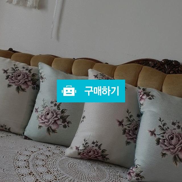 샤이닝 플라워쿠션 / 리틀킨스님의 스토어 / 디비디비 / 구매하기 / 특가할인