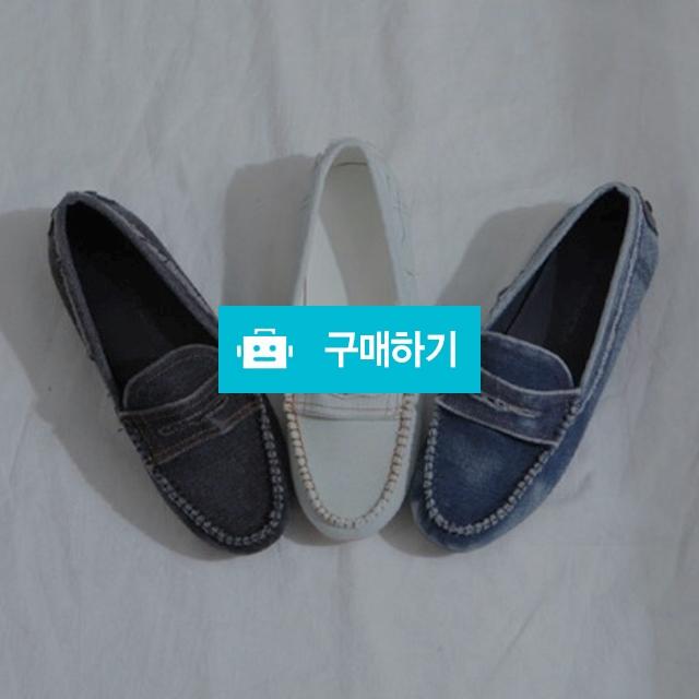 ♡특가 젤로 데님로퍼 303 / 찌니슈님의 스토어 / 디비디비 / 구매하기 / 특가할인
