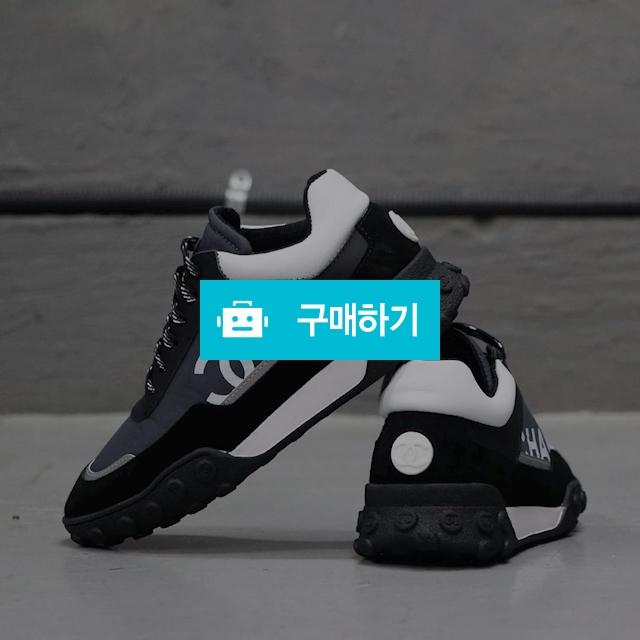 [Chanel] 샤넬 18FW 로고 스니커즈  / 럭소님의 스토어 / 디비디비 / 구매하기 / 특가할인