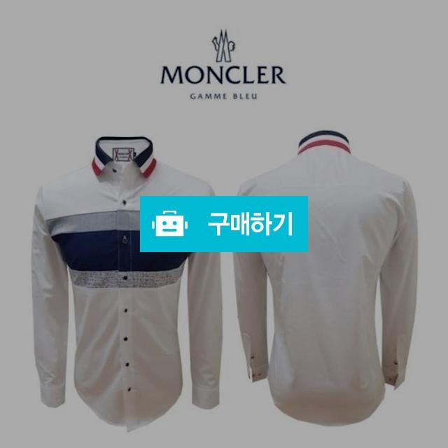 몽클레어 감마블루 삼선카라 스판셔츠  (29) / 스타일멀티샵 / 디비디비 / 구매하기 / 특가할인