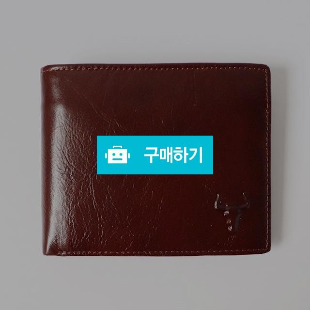 브라운 가죽 남성반지갑 / 무무에이티님의 스토어 / 디비디비 / 구매하기 / 특가할인
