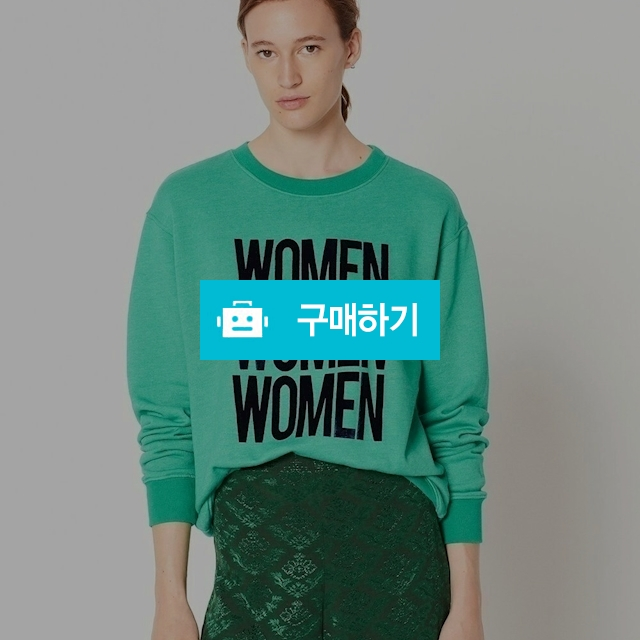 sandro 산드로 woman 맨투맨 / 럭소님의 스토어 / 디비디비 / 구매하기 / 특가할인