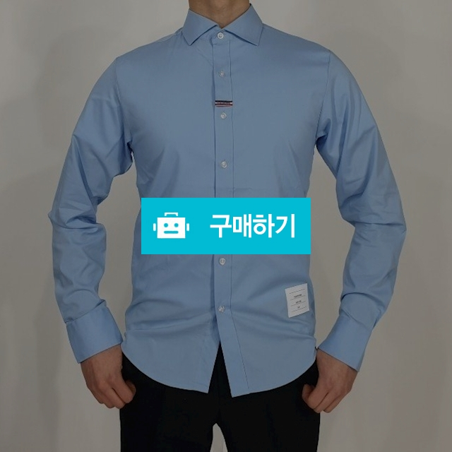 탐브라운19SS 시그니쳐 가슴자수 삼선 셔츠 (일본매장판)  / 럭소님의 스토어 / 디비디비 / 구매하기 / 특가할인