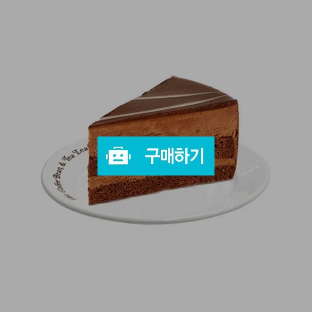 [즉시발송] 커피빈 초콜릿 무스 케익 (1조각) 기프티콘 기프티쇼 / 올콘 / 디비디비 / 구매하기 / 특가할인