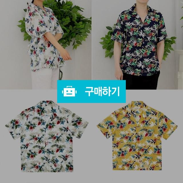 알로하 꽃남방 셔츠  / 바비켄 / 디비디비 / 구매하기 / 특가할인