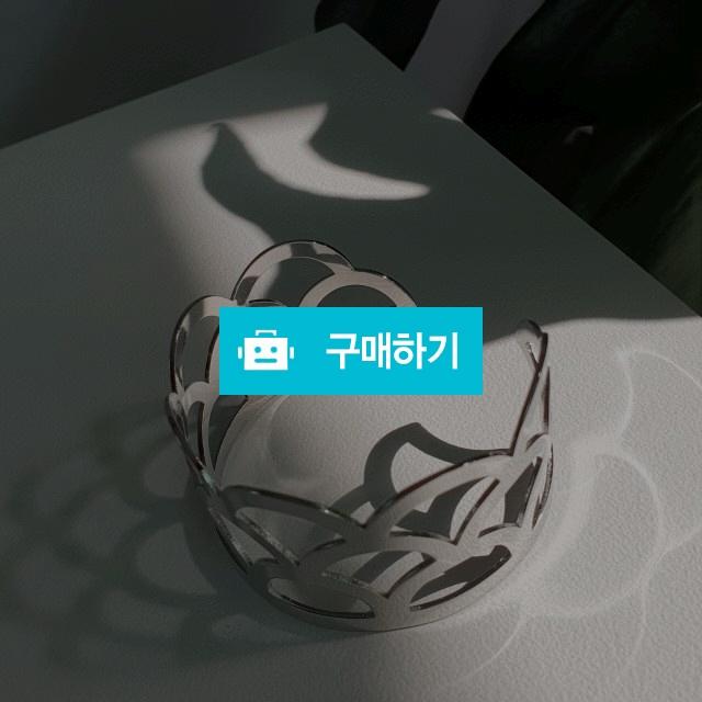 라운드 실버 뱅글 팔찌 / 설세라 / 디비디비 / 구매하기 / 특가할인