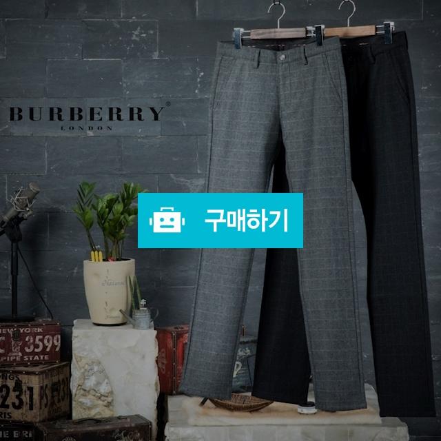 [BURBERRY] 버버리 스판 융기모 골프 & 면바지  / 럭소님의 스토어 / 디비디비 / 구매하기 / 특가할인