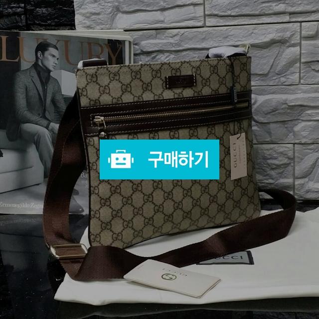 구찌 지퍼 크로스  / 럭소님의 스토어 / 디비디비 / 구매하기 / 특가할인
